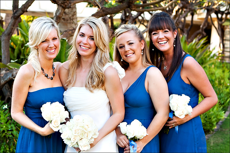 Destination wedding - maui - mike lewis