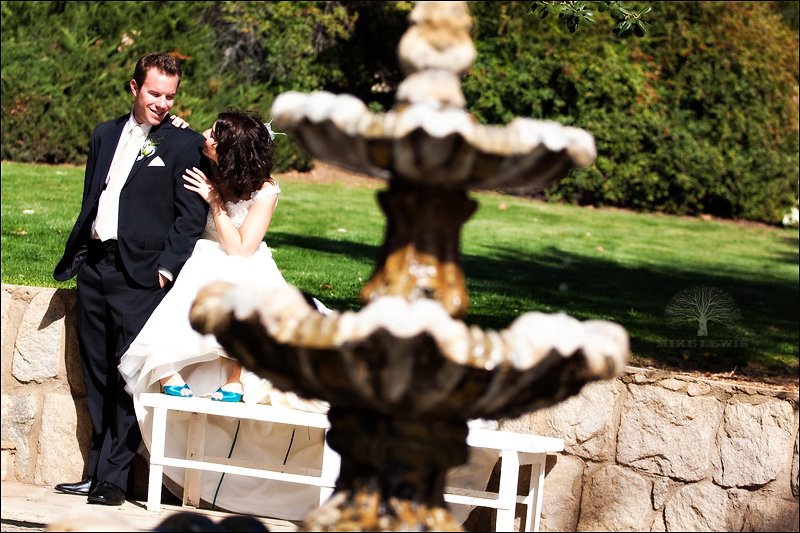 Mike and cassie wedding
